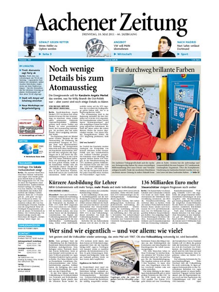 Aachen Nachrichten Heute