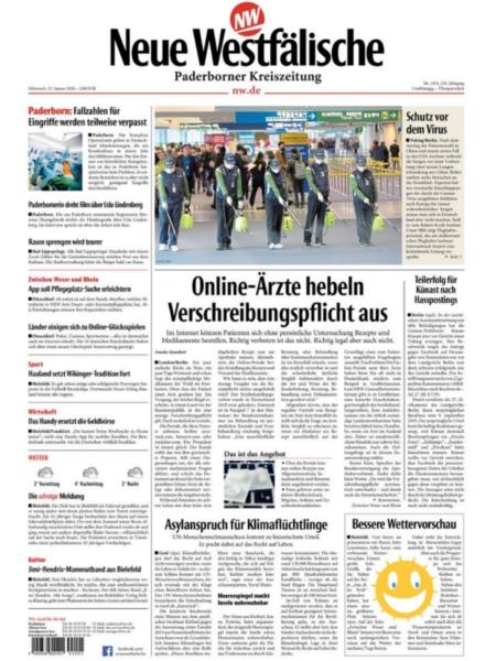Paderborner Kreiszeitung gratis probelesen