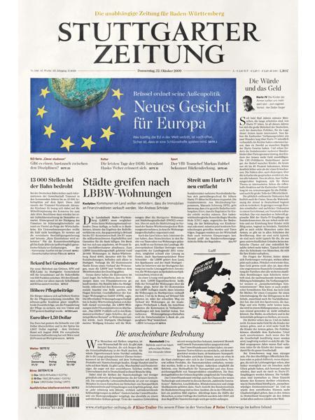 Stuttgarter Zeitung gratis probelesen